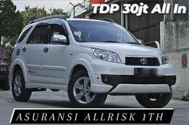 Toyota Rush TRD Manual 2013 km 40rban