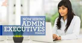 Admin executive /Front office