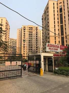 3BHK Ashiana Palm Court Raj Nagar Extension Ghaziabad.