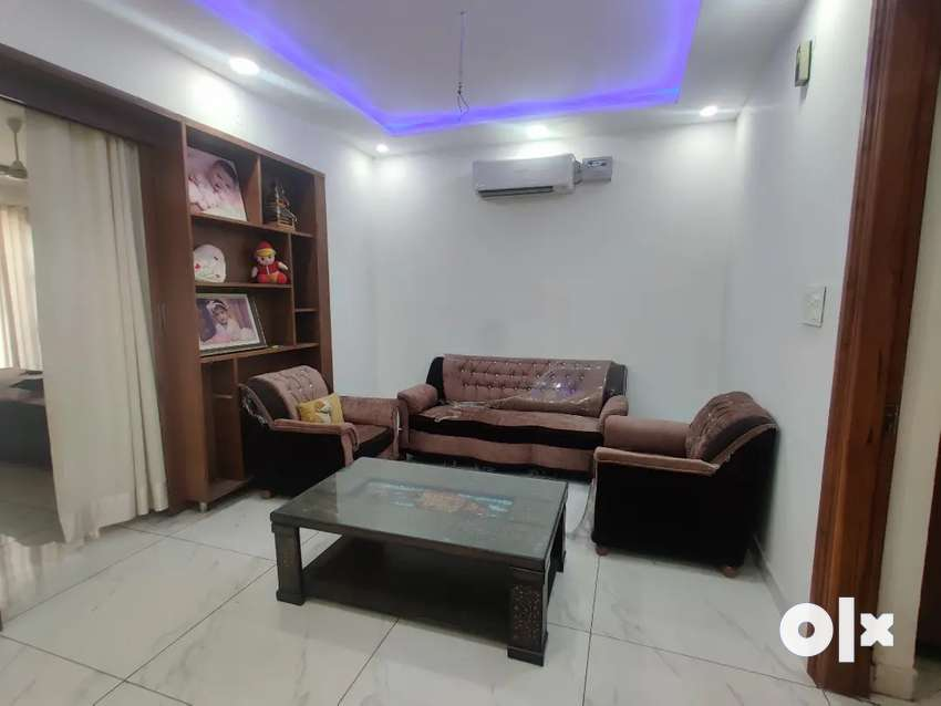 Brand new 3bhk fully furnished