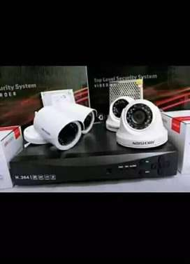 kamera CCTV full hd bisa online via hp// ciomas