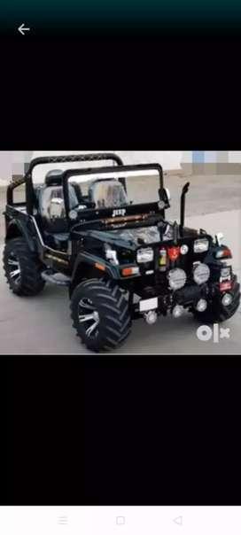 GORA MODIFICATIONS Jeep