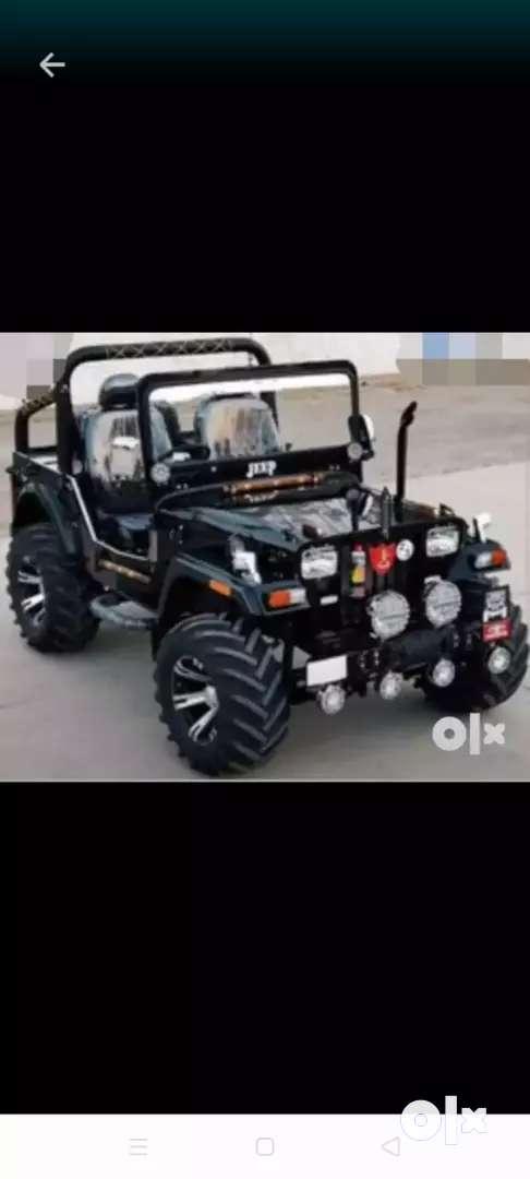 GORA MODIFICATIONS Jeep 0