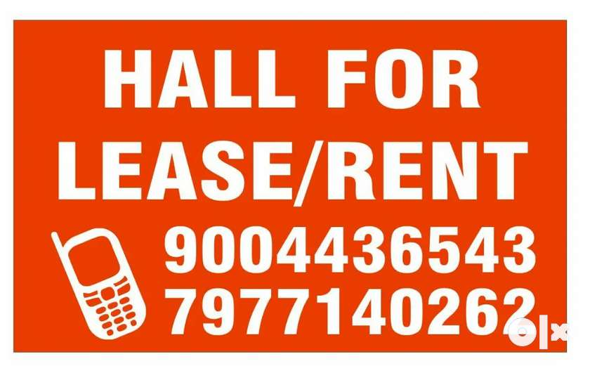 Hall for rent/ lease ranipur more haridwar 0