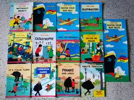 Quick and Flupke comics complete collection by Herge - Rare comics