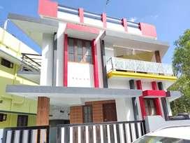 New 4bhk house bus route 50 meter distance near  njadoorkonam