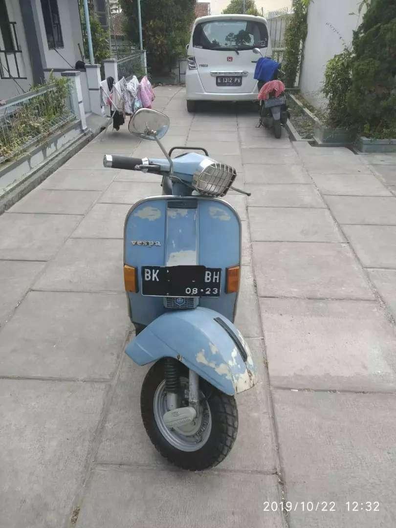 Vespa PX.150.E thn 1986 0