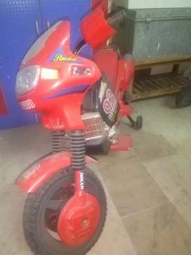 A bike for children