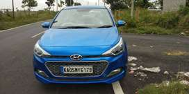 I20 ASTA Petrol, top end, push button 2017