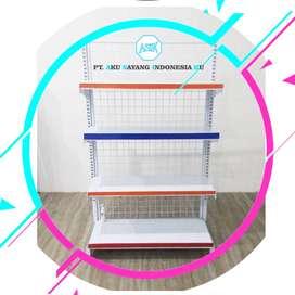 rak display toko kelontong / kios