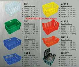 fruit & vegetables Bins
