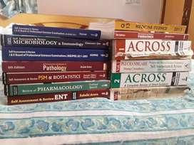 Medical PG entrance preparation books