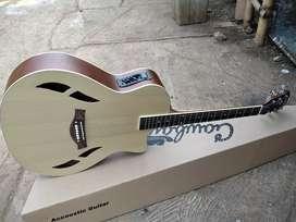 Gitar akustik elektrik gitar Taylor new string f