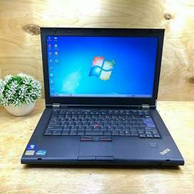 Business Laptops Lenovo ThinkPad T420 Core i5 2nd Gen,With New Battery