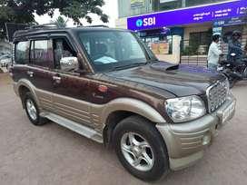 Mahindra Scorpio VLX 2WD Airbag BS-III, 2008, Diesel