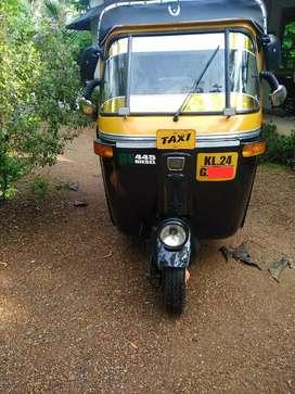 Bajaj RE445 diesel auto for sale
