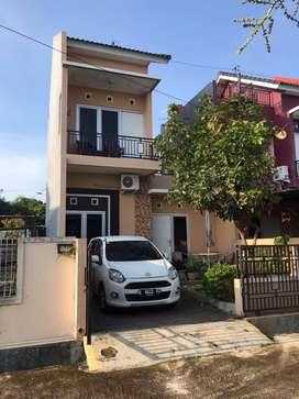 Dijual/Dikontrakan Rumah cluster, tenang, nyaman dan View Bagus