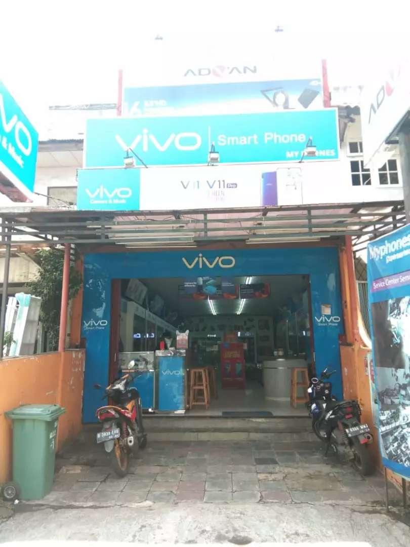 Dijual Ruko 2 lantai lokasi strategis di Jakarta Selatan 0