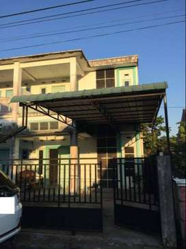 Sewa/Kontrak Rumah Komplek UNTAN Jl. Silat Baru Pontianak