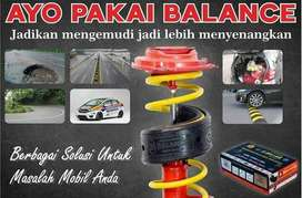 BALANCE Mengatasi Mobil Limbung dg Cepat & Praktis