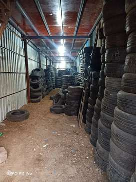IMPORTED USED TYRES WHOLESALE RATE