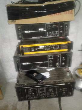 Sound systems Rs. 270000/-