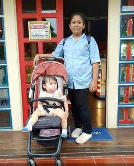Layanan PRT dan Baby sister Berpengalaman