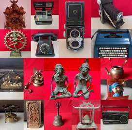 Antiques items sale - Antique - Old Collections - Vintage - decorative