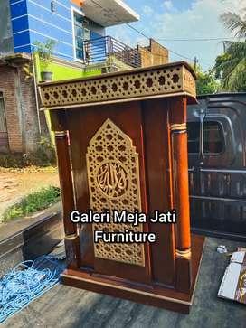 Mimbar masjid feed D846 talk