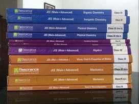 Resonance JEE Main+Adv class XI