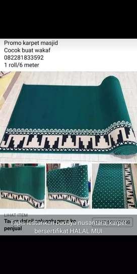 Grosir karpet masjid