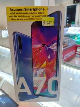 Samsung galaxy A70 6/128 promo