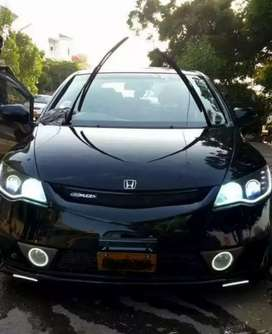 Civic 2008 mugen rr Body kit