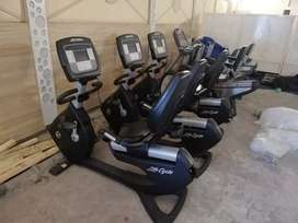 Used Branded Treadmills Ellipticals Recumbent