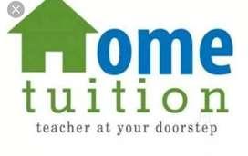 I am a home tutor for class 1-6