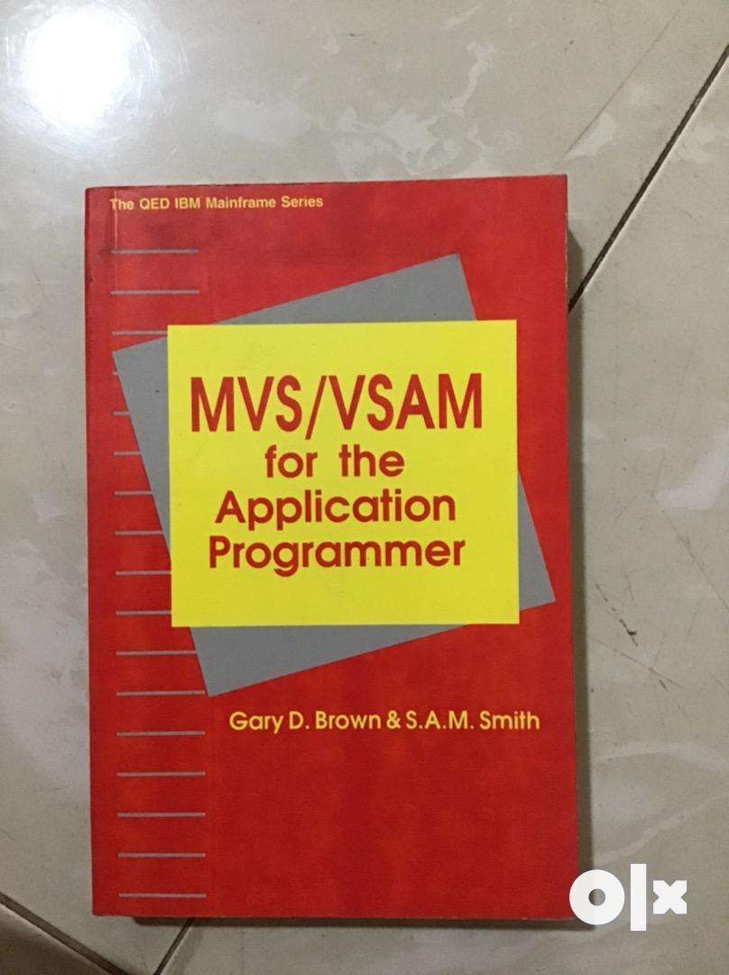 MVS/VSAM for the Application Programmer by Gary D. Brown & SAM Smith 0
