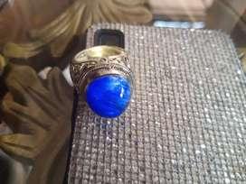 Batu Blue Sapphire/Safir Kolektor