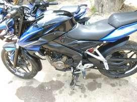 Bajaj Pulsar Ns200 Blue Black