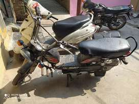 This is Tvs XL 100 model-2010