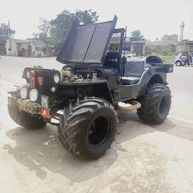 Modified jeep by_ bombay jeeps Modifications , Open jeep, WILLY Jeep