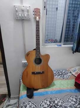 Signature guitar.. Urgent sell.. Price negotiable