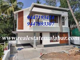 New houses near Chelavoor Ngo quarters Medical college Kunduparamba