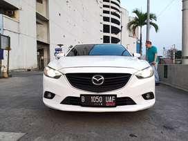 Mazda 6 2.5cc 2014 Skyactive