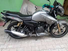 New bike condition ok hai and new battery