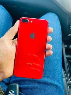 Iphone 8plus red 64 gb