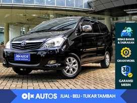 [OLX Autos] Toyota Kijang Innova 2.0  G  A/T 2011 Hitam