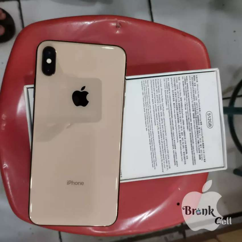 Apple iPhone Xs Max - 512Gb Inter Zp/A 0