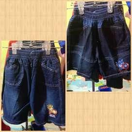 Celpen jeans denim anak