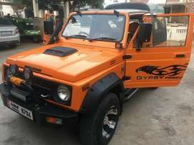 Modified Open Jeeps Willy's Jeeps Hunter jeeps Gypsy Thar Modified