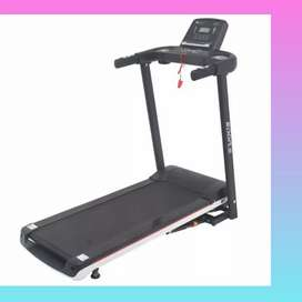 treadmill elektrik EXONE-680 alat fitnes electric